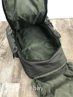 Under Armour Ua Project Rock Usdna Regiment Range Sac À Dos 1315435 001 Camo Gris