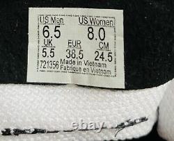 Vans Ultra Gamme Exo Taille 8 Femmes Et 6.5 En Hommes Couleur Blanc
