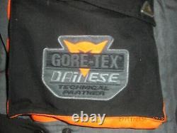 Veste Haut De Gamme Dainese Goretex Avec Doublure Intérieure Détachable