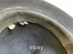 Vintage Rugged 5x Beaver Felt Resistol Bull Rider Rodeo Cowboy Hat 7 Open Range