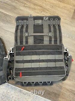 Zone Tactique Rare Oakley Portée Ap Bag Si Range Portable Messenger Day Pack Euc